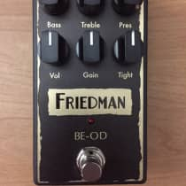 Friedman BE-OD Overdrive Pedal image