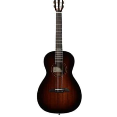 Alvarez AP66SHB Parlor Acoustic Guitar Mahogany Shadowburst for sale