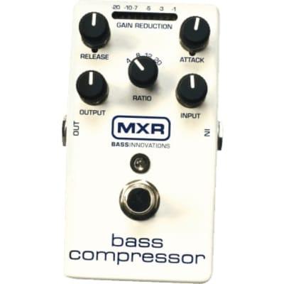 MXR M87 Bass Innovations