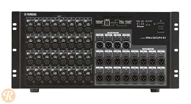 yamaha rio3224 d i o rack for cl series mixers reverb. Black Bedroom Furniture Sets. Home Design Ideas