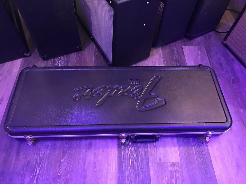 Fender Deluxe Powerhouse Stratocaster 1997 Mim W   Hard