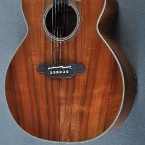Takamine EF508KC Figured Koa Cutaway Acoustic-Electric Guitar