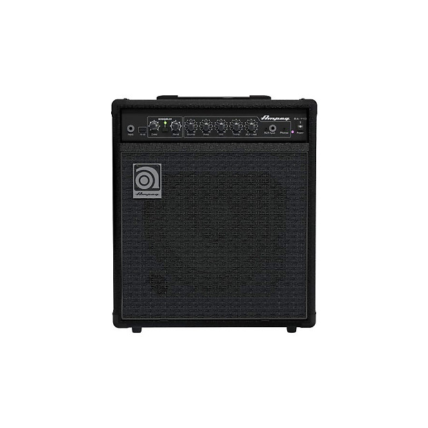 ampeg ba 110v2 40 watt 1x10 bass combo amp 8th street music reverb. Black Bedroom Furniture Sets. Home Design Ideas