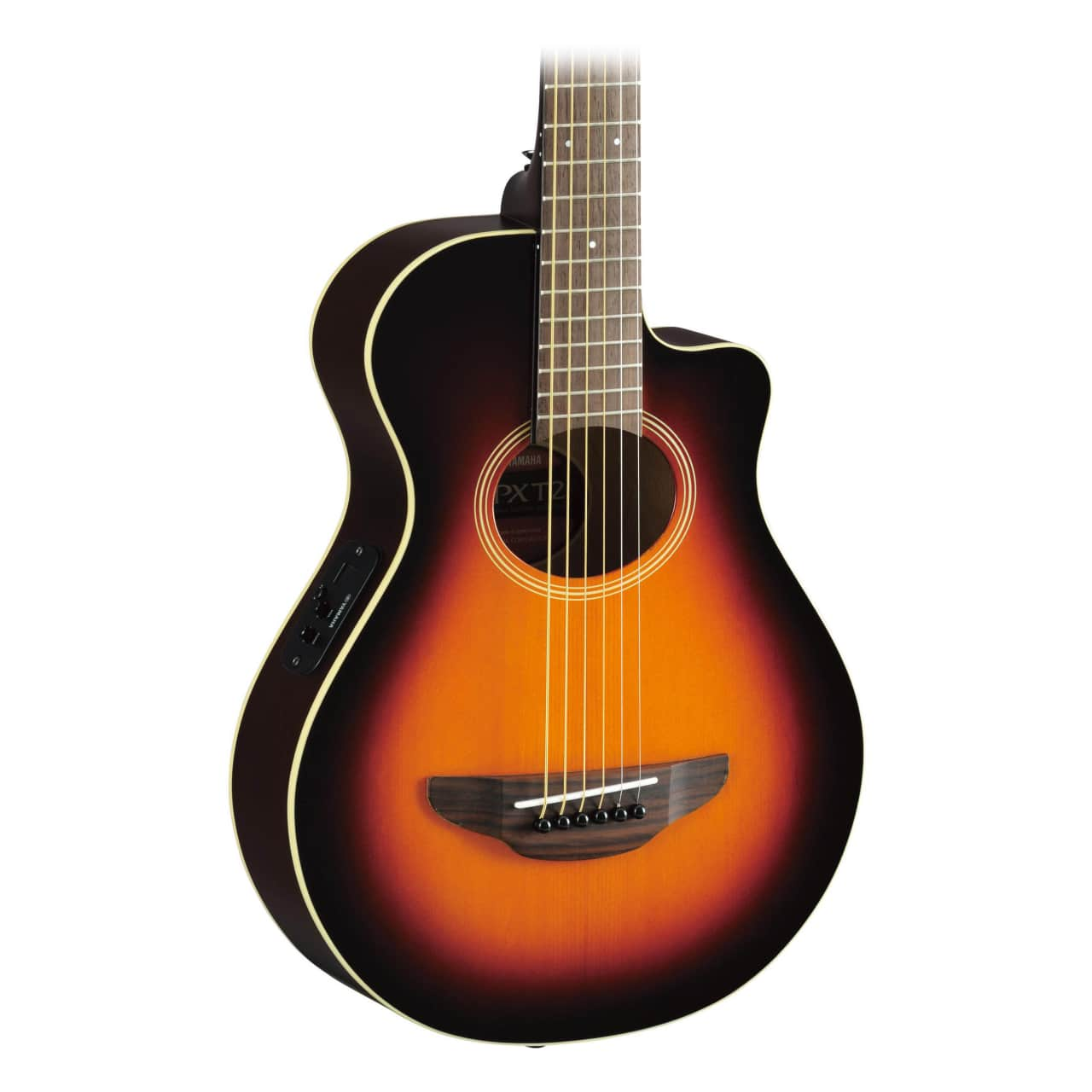 yamaha apxt2 3 4 thinline acoustic electric cutaway guitar reverb. Black Bedroom Furniture Sets. Home Design Ideas