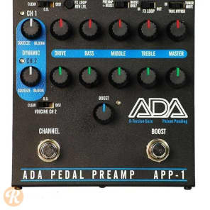 A/DA APP-1 Pedal Preamp