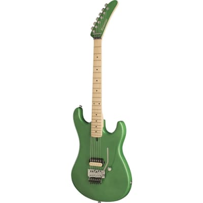 Kramer Guitars Original Collection The 84 Green Soda Electric Guitar for sale