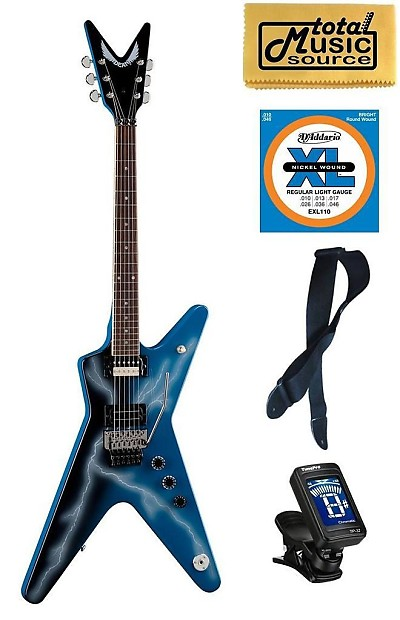 dean dimebag ml from hell electric guitar free strings tuner reverb. Black Bedroom Furniture Sets. Home Design Ideas