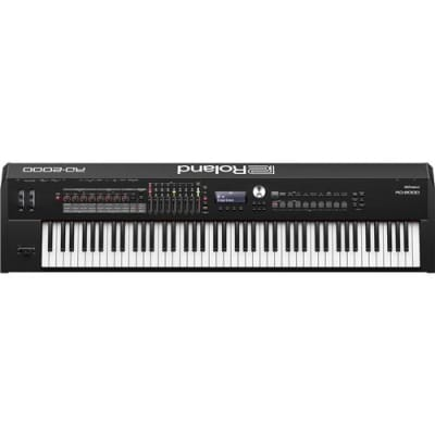 roland rd 2000 88 key stage piano reverb. Black Bedroom Furniture Sets. Home Design Ideas