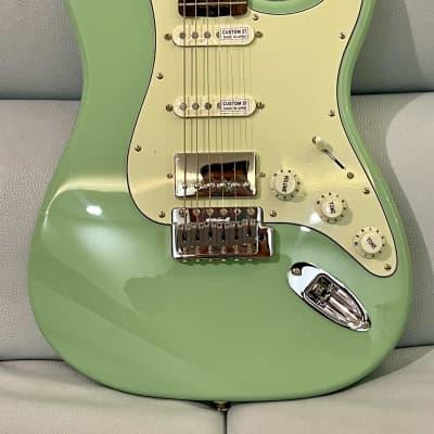 Shijie Guitar STN SSH Surf Green 2021 for sale