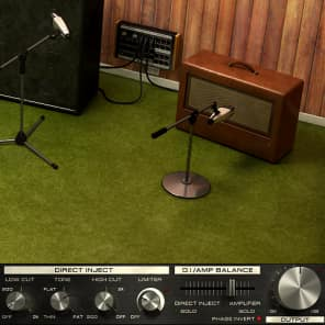 Softube Bass Amp Room