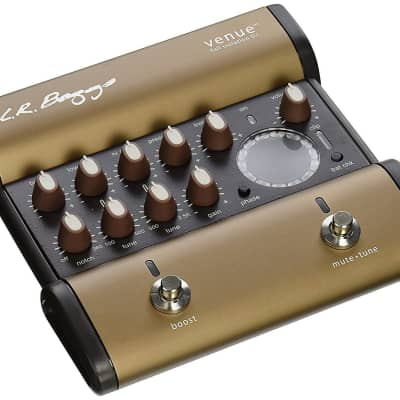 LR Baggs VENUE DI Acoustic Guitar Preamp Direct Box and Effects Pedal for sale