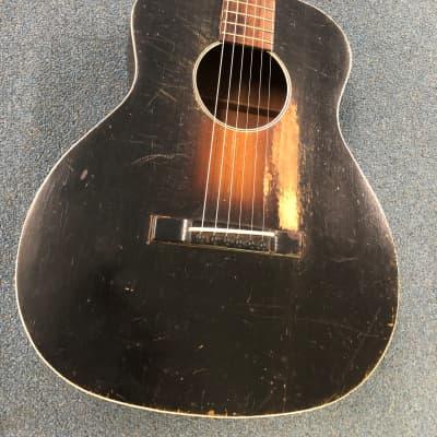 1933 Kalamazoo KG-11 Sunburst w/case for sale