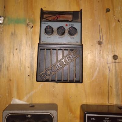 rocktek chr-01 90's? black for sale