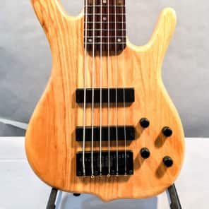KSD Burner Standard 6-String Electric Bass for sale