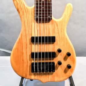 KSD Burner Standard 6-String Electric Bass for sale