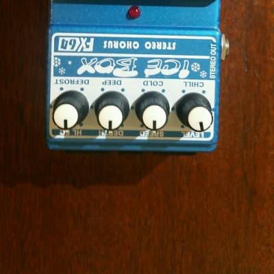 DOD FX-64 Ice Box Stereo Chorus Jason Lamb for sale