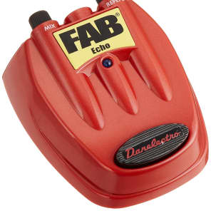 Danelectro D-4 Fab Slap Echo Effects Pedal Free 2 Day Shipping for sale