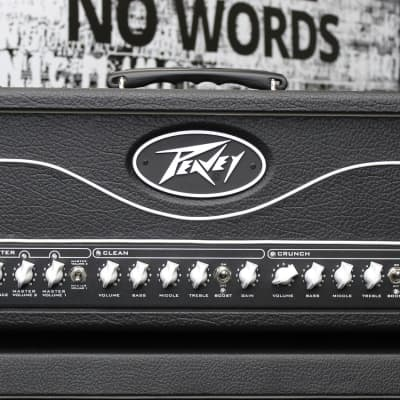 Peavey Butcher Guitar Amplifier Head - Made in USA - Mint - 03601080 for sale