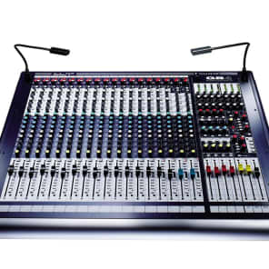 Soundcraft GB4 16-Channel Mixing Console