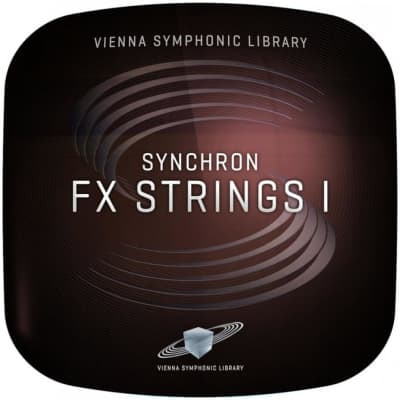 Vienna Symphonic Library Synchron FX Strings I Full Library