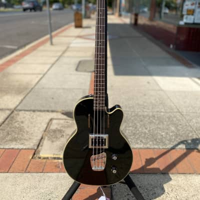 Guild M-85 Electric Bass Black for sale