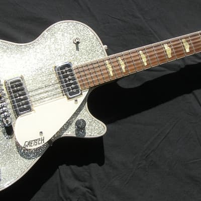 Gretsch 6129 Silver Jet 1957 Silver Sparkle for sale