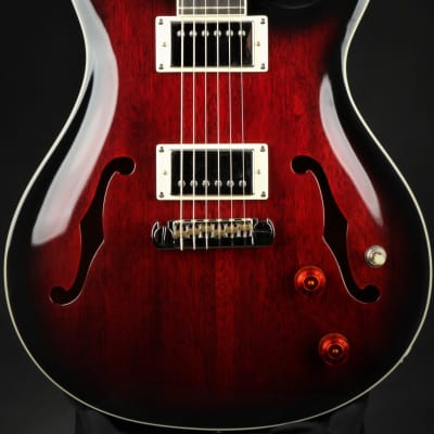 Paul Reed Smith SE Hollowbody Standard - Fire Red