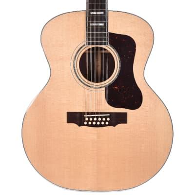 Guild F-512 12-String Acoustic Sitka/Rosewood Natural for sale