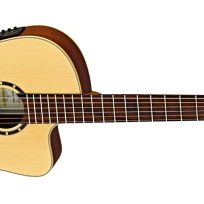 Ortega Family Series Spruce Acoustic Electric Guitar for sale