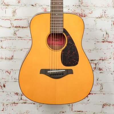 Yamaha FG Junior 3/4 Size Acoustic Guitar Natural w/ Bag x8152 (USED) for sale