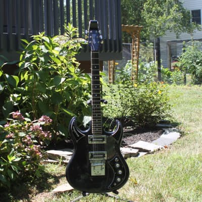Baldwin Baby Bison with Rezotube 1966 Black for sale