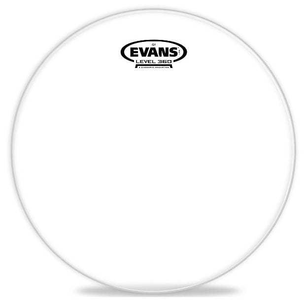 evans g1 clear drum head 13 inch melody music shop llc reverb. Black Bedroom Furniture Sets. Home Design Ideas