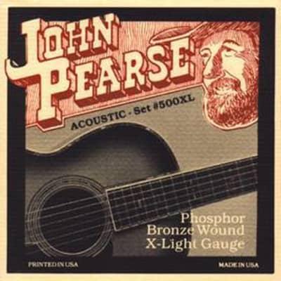 John Pearse 500 Xl