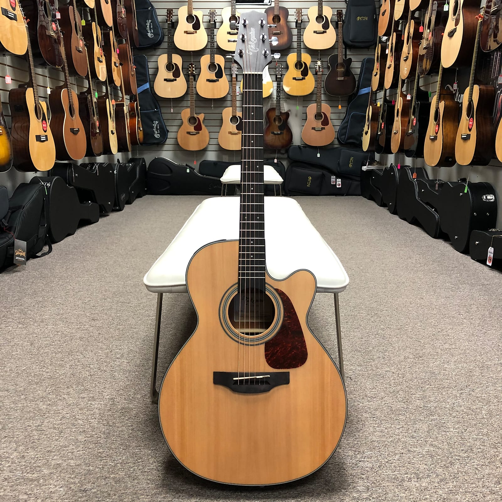 Takamine GN10CE-NS Acoustic/Electric