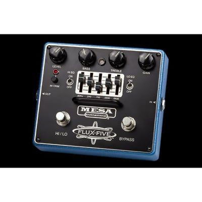 Mesa Boogie Flux-5 Distortion Pedal for sale