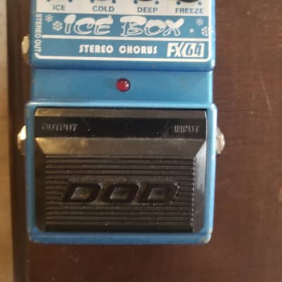 DOD Ice Box Stereo Chorus Jason Lamb Series 1990s for sale