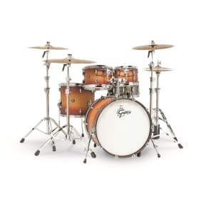 "Gretsch Renown Maple Series 10"" / 12"" / 16"" / 22"" / 5x14"" Euro 5pc Kit"