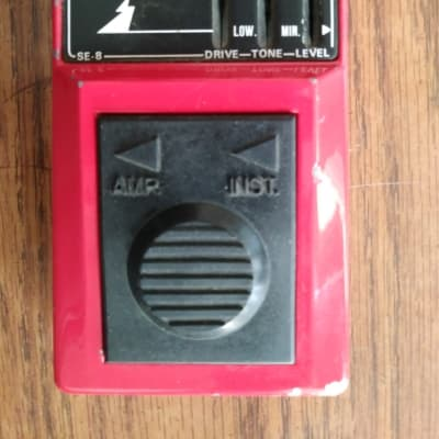 Multivox Big Jam SE-8 Distortion Pedal 1980's for sale