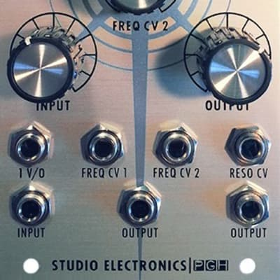 Studio Electronics Boomstar Modular System Modstar 3003 Filter Module