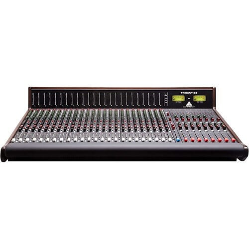 Trident 68 Analog Recording Console - 16 Channel 8 Buss