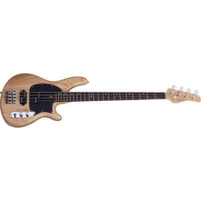 Schecter CV-4 Bass, Gloss Natural for sale
