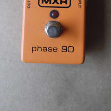 MXR  Phase 90  Orange and Black
