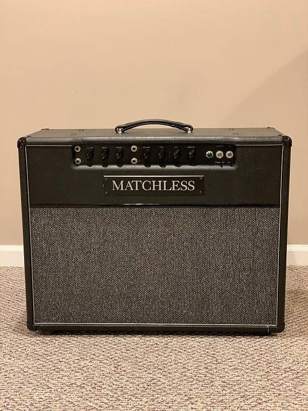 Matchless DC-30 Combo Amplifier / Black | Custom | Reverb