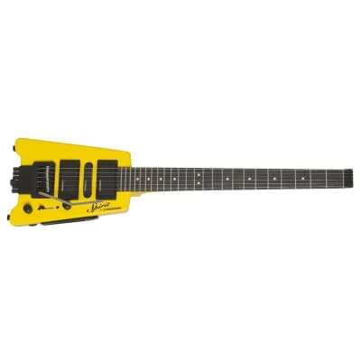 Steinberger Spirit GT-PRO Deluxe Outfit, Hot Rod Yellow for sale