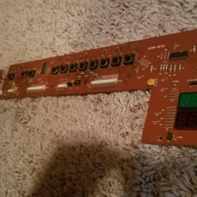 Korg Poly 61 Display Board