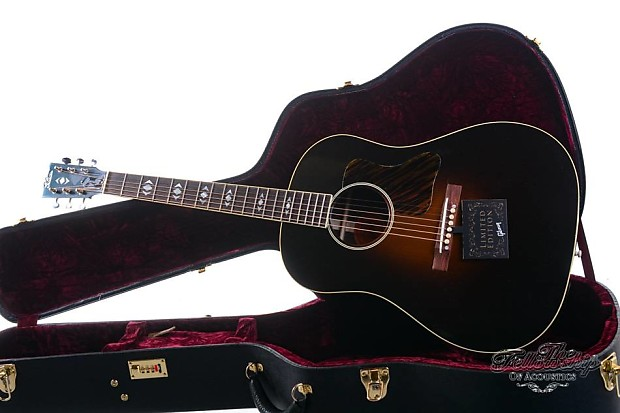 Gibson Advanced Jumbo Supreme Vintage