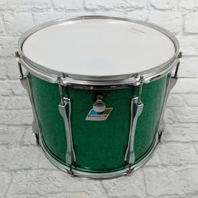 Ludwig 3 Ply Green Sparkle 15x12 Rack Tom