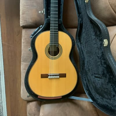 Ignacio Rozas Classical 2004 German spruce top for sale