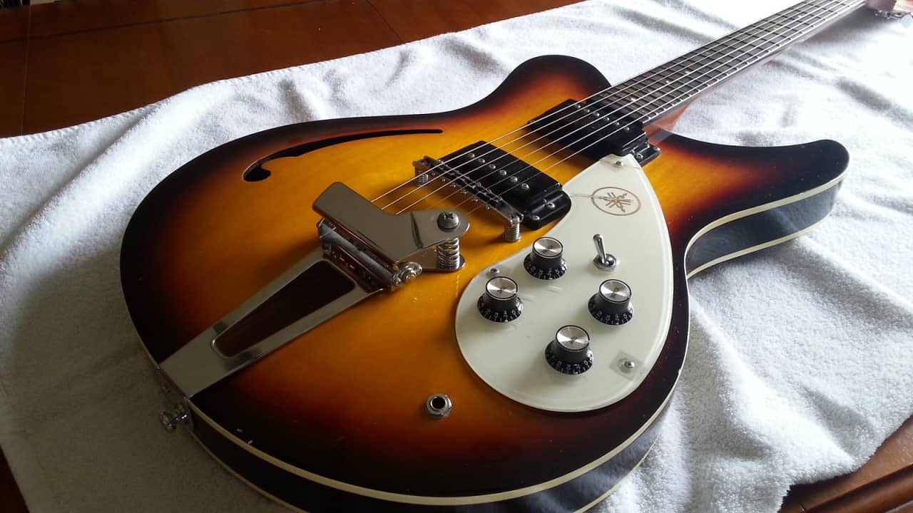 Yamaha Sa Guitar History