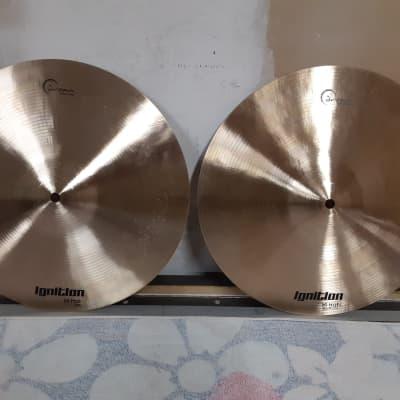 """Dream Cymbals Ignition  14"""" Hi-hats"""